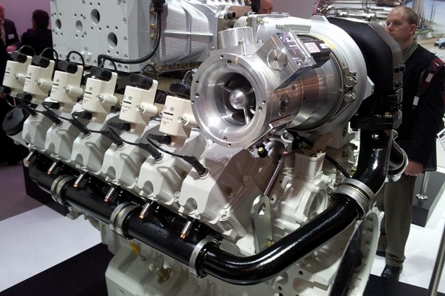 Instandsetzung von Gas Motoren
